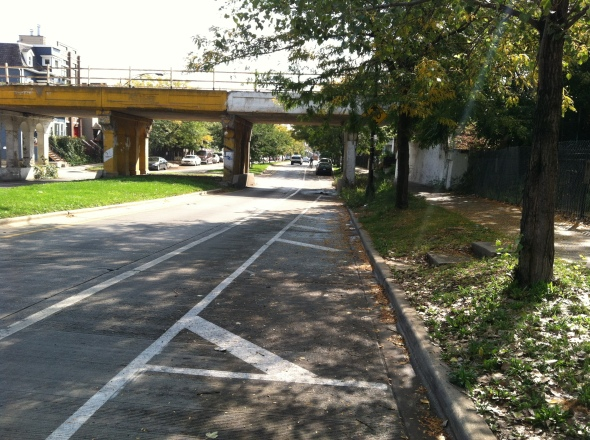 06- Southbound- Bloomingdale Trail 1
